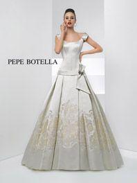 Svatební šaty - Pepe Botella VN 422