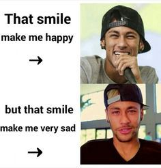 Janel's daily dose of the perfection that is Neymar. However, that video still makes me so sad. brings a tear to my eye :( Neymar Jr, Neymar Quotes, Good Soccer Players, Football Players, Love Of My Life, My Love, Soccer Boots, I Want To Cry, Just A Game