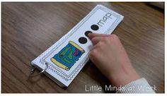 Little Minds at Work: Phoneme Segmentation {and a freebie}