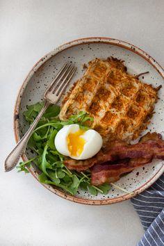 Hash-Brown Waffles