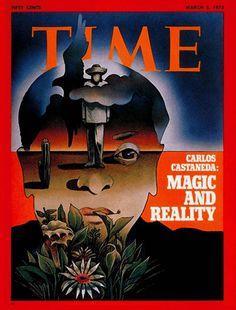 Carlos Castaneda   Mar. 5, 1973  READ ALL HIS BOOKS,   MAGIC AND UNREALITY