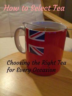 How to select Tea #shop