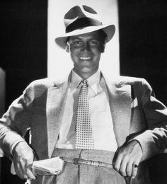 Joel McCrea in an Ernest Bachrach photo, 1934