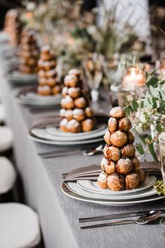 Indianapolis Wedding Photographer, Danielle Harris, provides modern wedding photography to the romantic trendy bride to be! Dessert Bar Wedding, Wedding Desserts, Dessert Bars, Dessert Table, Croquembouche, Winter Wedding Inspiration, Food Inspiration, Wedding Ideas, Wedding Favors