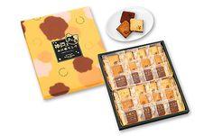 神戸生まれのみけ猫ラング24枚:チョコレートハウス モンロワール