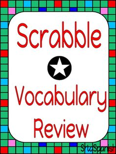 Use as a review activity, bell ringer, or sponge for students to review vocabulary from any chapter! This can easily be adapted for any language.When I play with my classes I tell my students they can use any words they know, but words from the chapter we are working on are automatically worth double points to encourage practicing newer vocabulary.