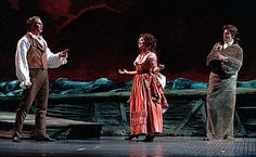 OBC of The Scarlet Pimpernel -Douglas Sills, Christine Andreas and Terrence Mann