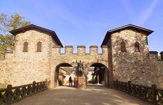 Kastell Saalburg im Taunus: Wo die römischen Soldaten am Limes Wache hielten | anderswohinhttp://www.anderswohin.de/2014/10/kastell-saalburg-im-taunus-wo-die.html