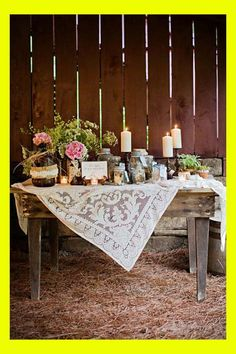 Decorations Tips, Cheap Country Themed Wedding Ideas: Country Themed Wedding Ideas