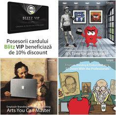 Colaboratorii noștri Loopaa organizează joi 23 februarie conferința Mkt4IT singura conferință de Marketing dedicată companiilor de IT din România. Învață cum să construiești un brand de angajator ca un profesionist sau cum să lansezi un produs de IT de la reprezentanți ai companiilor BitDefender Ubisoft MVP Academy și Tapptitude. Posesorii cardului beneficiază de 10% discount cu ajutorul codului primit în newsletterul Blitz VIP. Detalii despre eveniment pe mk4it.loopaa.ro.  Tu te-ai înscris?… Employer Branding, Vip, Marketing, Cover, Books, Libros, Book, Book Illustrations, Libri
