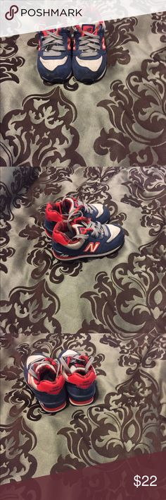 New balance size 5c New balance size 5c has some scuffs and marks Shoes Sneakers