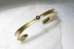 anticlastic sinclastic jewelry | Gold Anticlastic Raising Bracelet