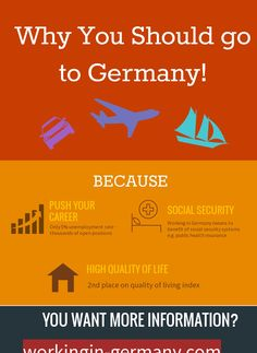 Why working in Germany - Jobs, Safety, Social Security and high living quality http://workingin-germany.com