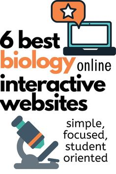 6 Best Biology Interactive Website for Distance Learning