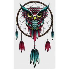 filtro dos sonhos e coruja desenho - Pesquisa Google