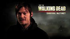 THE WALKING DEAD SURVIVAL INSTINCT - RELEASE DATE TRAILER - PS3 WII U XBOX 360