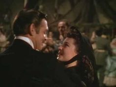 Gone with the Wind-Dance Scene