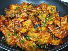 Asian Recipes, Healthy Recipes, Ethnic Recipes, Korean Side Dishes, K Food, Vegetable Seasoning, Food Festival, Korean Food, Food Presentation