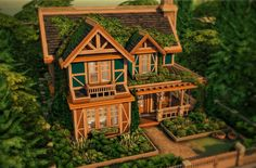 Sims 4 House Plans, Sims 4 House Building, Home Building Design, Sims Free Play, Sims 4 House Design, Casas The Sims 4, Sims Four, Sims 4 Build, Sims 4 Houses