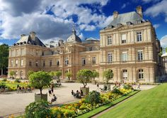 Stroll the Luxembourg Gardens - 20 Ultimate Things to Do in Paris Paris 3, I Love Paris, Paris France, Foto Paris, Palais Du Luxembourg, Luxembourg Gardens, Paris Travel, France Travel, The Places Youll Go