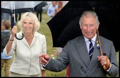 Prince Charles - Camilla, Duchess of Cornwall visits the 132nd Sandringham Flower Show at Sandringham House in Norfolk