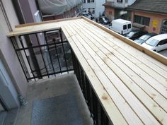 Balcony - Bar Table
