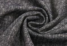 джерси 40713067. вискоза 30 нейлон 65 эластан 5 ш 140 Германия драпируемое джерси на платья-юбки-брюки-платья цвет графитовый меланжевый. 760