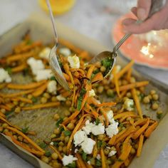 Try this yum recipe by @modfamfood on the blog packed full of middle eastern flavours #recipe #foodie #foodbloggers #hungry #yum #lunch #vegetarian