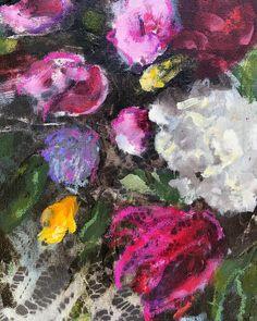 Heidi Shedlock (@heidishedlock) • Instagram photos and videos Flower Artwork, Art Paintings, Floral Arrangements, Art Drawings, Abstract Art, Illustration Art, Sketches, Animation, Graphics