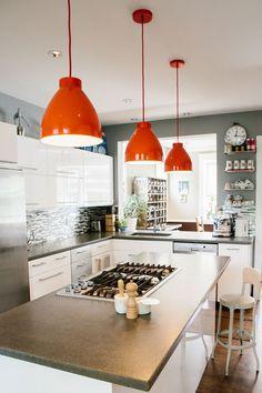 Burnt Orange Kitchen Ideas Burnt Orange Kitchen With New