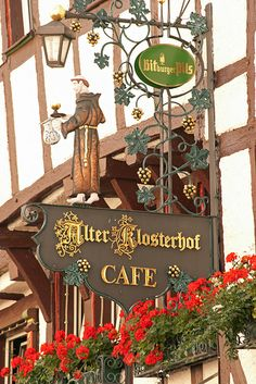 Street Sign - Bernkastel, Germany