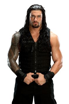 Roman reigns. Wwe wrestler/ This is who I see when I think of Lucifer in Racheal…