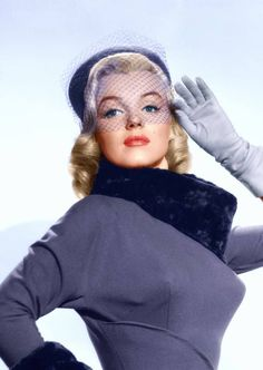 The lively and assertive Ms Marilyn Monroe