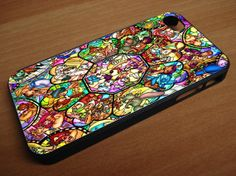 disney all character puzzle for iphone 4/4s by GladiatorandBlood, $14.99