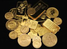 Gold Coins V Gold Bars - http://www.merriongold.ie/gold-coins-v-gold-bars/ #GoldInvesting #GoldCoins