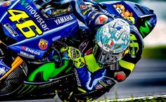 Valentino Rossi Sepang Test 2017 Day1
