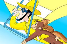 curious george Cartoon Image