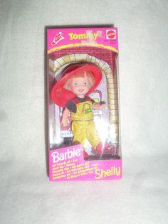 barbie shelly / kelly, modell 20852 tommy fireman, feuerwehrmann in Spielzeug, Puppen & Zubehör, Mode-, Spielpuppen & Zubehör | eBay!