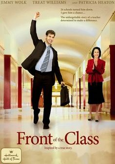 Front of the Class: An inspiring true story. Such a good movie!!