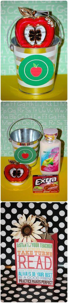 Back-To-School Teacher Gifts #EDUspin #PicMonkeySmarts