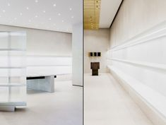 Jil Sander store renewal by Andrea Tognan Architecture, Berlin – Germany » Retail Design Blog