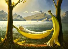 Magritte, Vladimir Kush, Surrealism Painting, Pop Surrealism, Famous Impressionists, Dali Paintings, Modern Artists, Visionary Art, Small Art