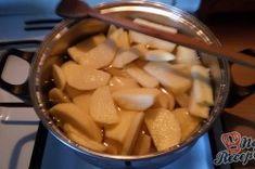Svěží jablečný vánek – RECETIMA Vegetables, Swedish Apple Pie, Apple Sour Cream Cake, Top Recipes, Oven, Fresh, Food Portions, Tutorials, Veggies