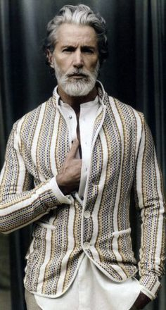What???? Old school delight.... lol ozwald boateng designs