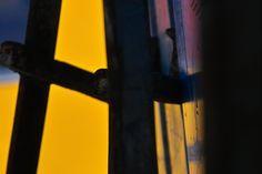 abstrakte Strukturen das Innere vermittelnd ganz klar und pur