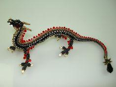 ビーズドラゴン | Art & Craft NAUS