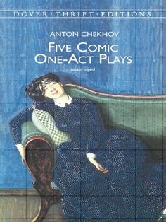 Five Comic One-Act Plays (Dover Thrift Editions) by Anton…
