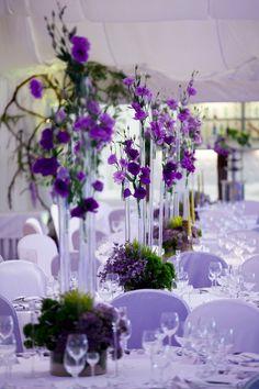 Stunning Wedding Reception Ideas from International Event Designer ArtSize - wedding centerpiece