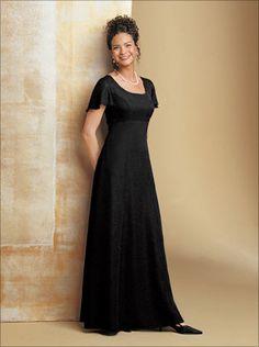 WOMEN'S FORMAL Choir Dresses, Concert Dresses, Modest Dresses, Dresses For Work, Formal Dresses, Indian Lehenga, Church Outfits, Vintage Models, Dress For You