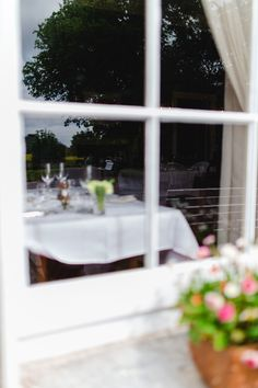 Ballymaloe House, in Cork, is a family-run romantic country house hotel famous for its outstanding hospitality and superb food. Country House Hotels, Cork, Scenery, Romantic, Dining, Food, Landscape, Corks, Romance Movies